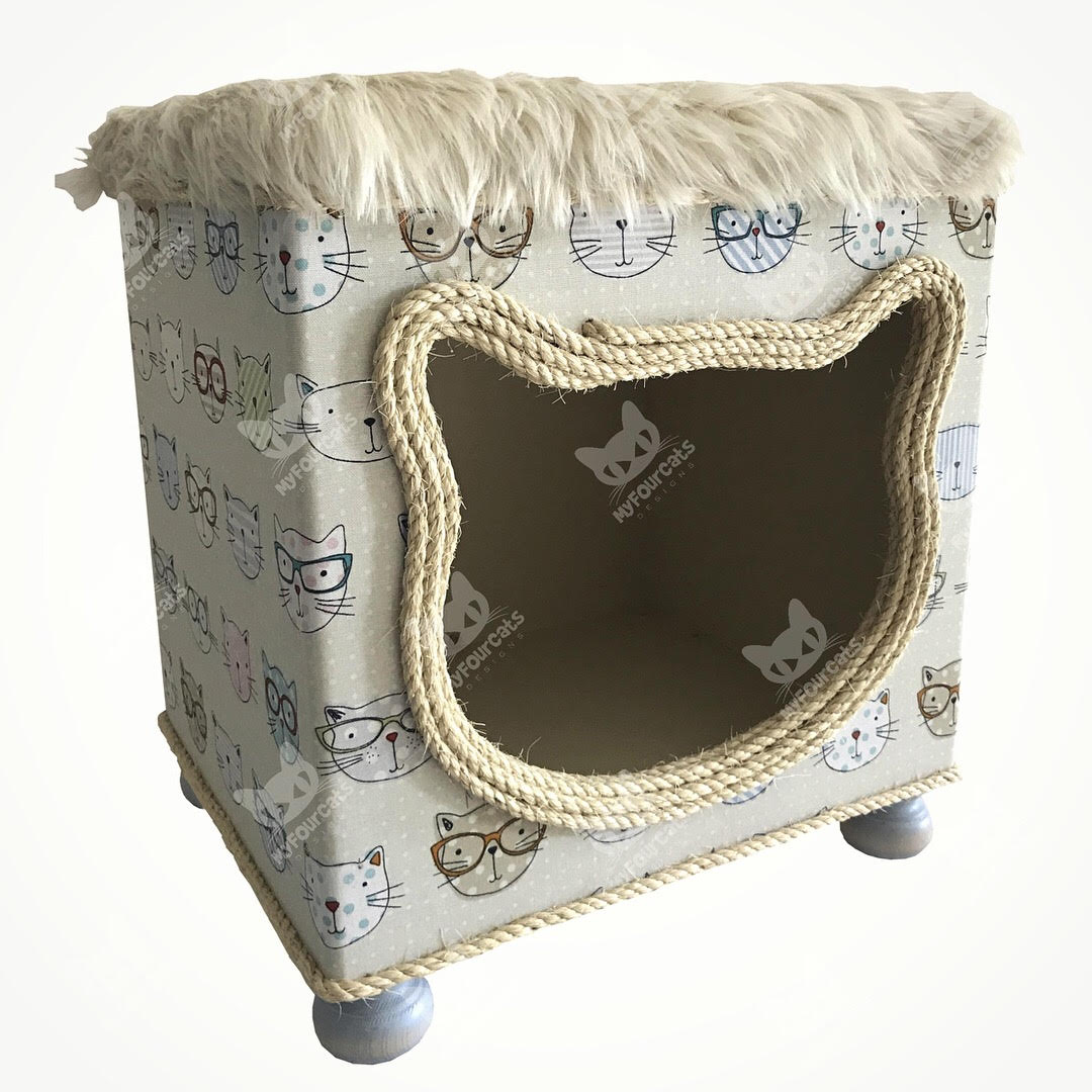 cool cats or shabby chic you choose the purrington post