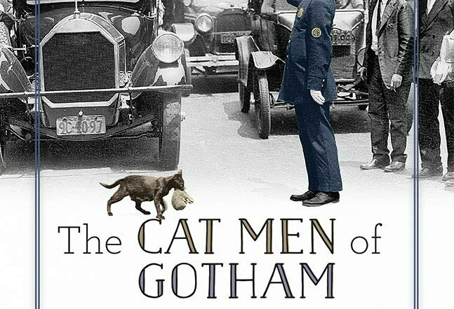 The Cat Men of Gotham - The Purrington Post